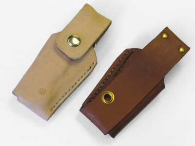 Leather Sheath for Myerchin Offshore Folder